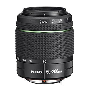Pentax 21870 DA 50-200mm F/4-5.6 AL Weather Resistant Lens (Discontinued by Manufacturer)