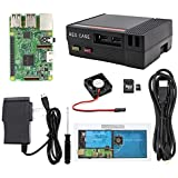 The perseids NES Case With Raspberry Pi 3 Ultimate Starter Kit - 32 GB Edition(Raspberry Pi Kit)