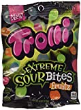 Trolli Extreme Sour Bites Fruitz 4 Oz Each