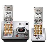 AT & T EL522032teléfono contestador inalámbrico con identificador de llamadas/llamada en espera