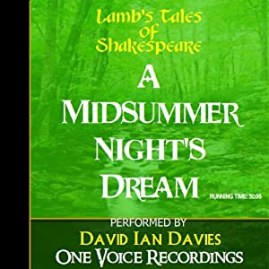 Lamb's Tales of Shakespeare Audiobook