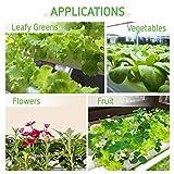 VIVOSUN Hydroponic Grow Kit, 3 Layers 108 Plant