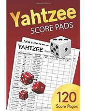 Yahtzee Score Pads: Small 6 x 9