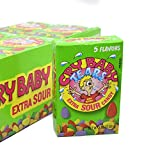 Cry Baby Tears Extra Sour Candy, Five