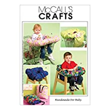 McCalls Baby & Toddler Sewing Pattern 5721 3-In-1 Shopping Trolley Cover