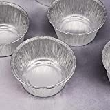 Disposable Round Aluminum Foil Trays Containers