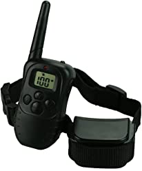af64394570 Fosinz Rechargeable and Waterproof Pet Training Collar Dog with Adjustable  E Collar Four Models Remote Training