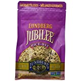 Lundberg Family Farms Nutra-Farmed Gourmet Rice Blends-Jubilee Brown Rice Blend, 454G