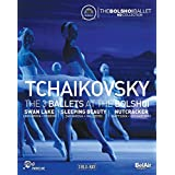 Tchaikovsky: 3 Ballets at the Bolshoi