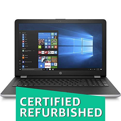 (CERTIFIED REFURBISHED) HP 15g-br104tx 15.6-inch Full HD Anti-Glare Laptop (8th Gen Intel i5-8250U/8GB DDR4/1TB HDD/AMD 2GB Graphics/Win 10/MS Office H&S 2016) Natural Silver