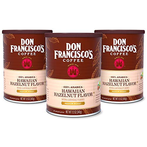 Don Francisco's Hawaiian Hazelnut