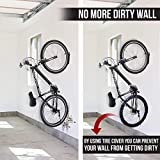 Comfecto Hanging Bike 2 Pcs Bike Rack Garage Wall