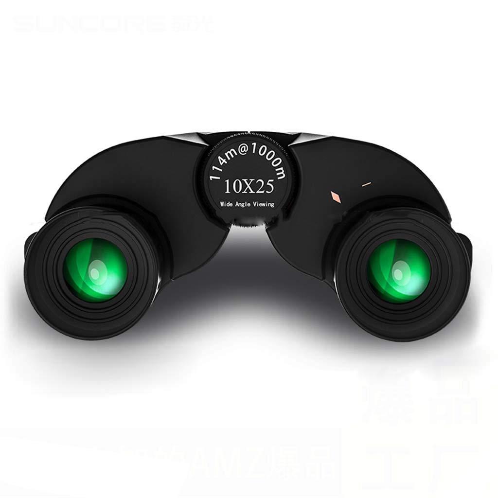 FUROO FUROO FUROO Binoculares 10x25 Portátiles De Alta Definición para Visión Nocturna con poca Luz No Infrarrojos 1b72af