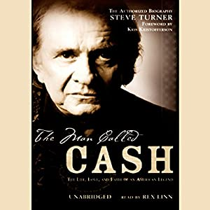 The Man Called Cash Audiobook