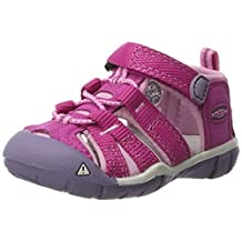 Keen Kid's Seacamp II CNX Sandals, Very Berry/Lilac Chiffon, 6 M US Toddler