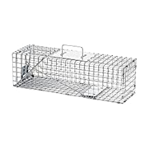 "Professional Squirrel Trap For Squirrels/Skunks/Chipmunks/Rabbits - 24"" X 7"" X 7"""