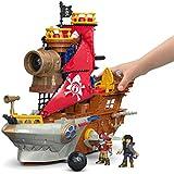 Imaginext Navio Pirata Tubarão Mattel