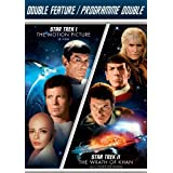 Star Trek I: The Motion Picture / Star Trek II: The Wrath of Khan Double Feature