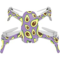 Skin For Yuneec Breeze 4K Drone – Purple Avocados | MightySkins Protective, Durable, and Unique Vinyl Decal wrap cover | Easy To Apply, Remove, and Change Styles | Made in the USA