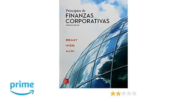 Principios De Finanzas Corporativas Brealey Myers Download