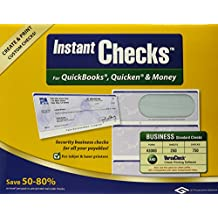 G7 Productivity Systems Instant Checks #3000 Business Green 250