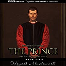The Prince Audiobook by Niccolò Machiavelli Narrated by David McCallion