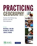 img - for Practicing Geography (The Pearson Aag Series in Geography) book / textbook / text book