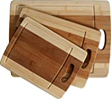 Best Bamboo  Boards - KP Connections 3-Piece Bamboo Cutting Board Set: Organic Review