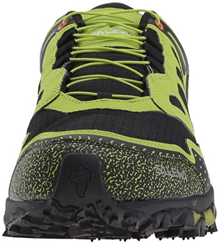 SALEWA Ultra Train Gore-Tex-Bergschuh Herren, Scarpe Sportive Outdoor Uomo Multicolore (Black Out/Green)