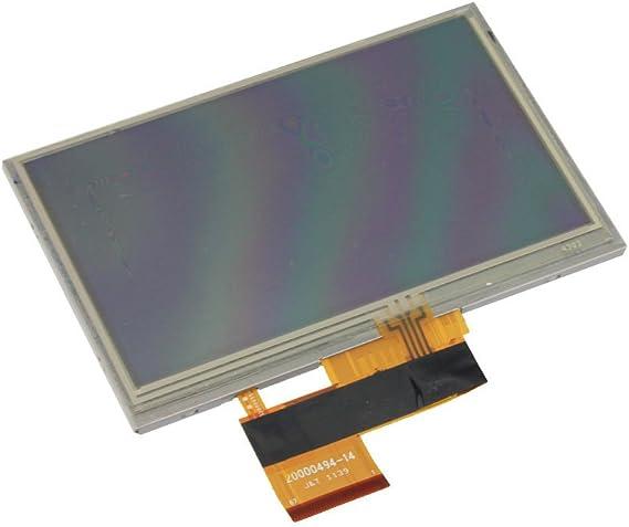 Friendlychines para Garmin Nuviaplay 1300 1310 1340 1350 1370 1390 LCD Dsiaplay pantalla táctil digitalizador de cristal Sensor Reparación Piezas de repuesto: Amazon.es: Electrónica