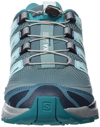 Calzado Mujer Salomon tropical Pond Lite De Trail Xa Running reflecting Green Para Azul trellis axqqEgZ0w