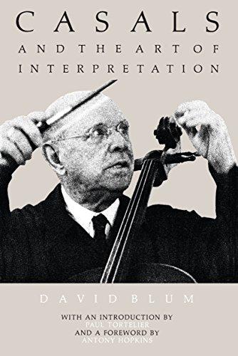 Casals and the Art of Interpretation Pdf
