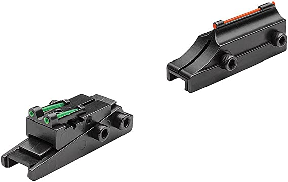 TRUGLO Pro-Series Magnum Gobble-Dot 3-Dot Sights with Elevation Ramp for Ventilated Rib Shotguns