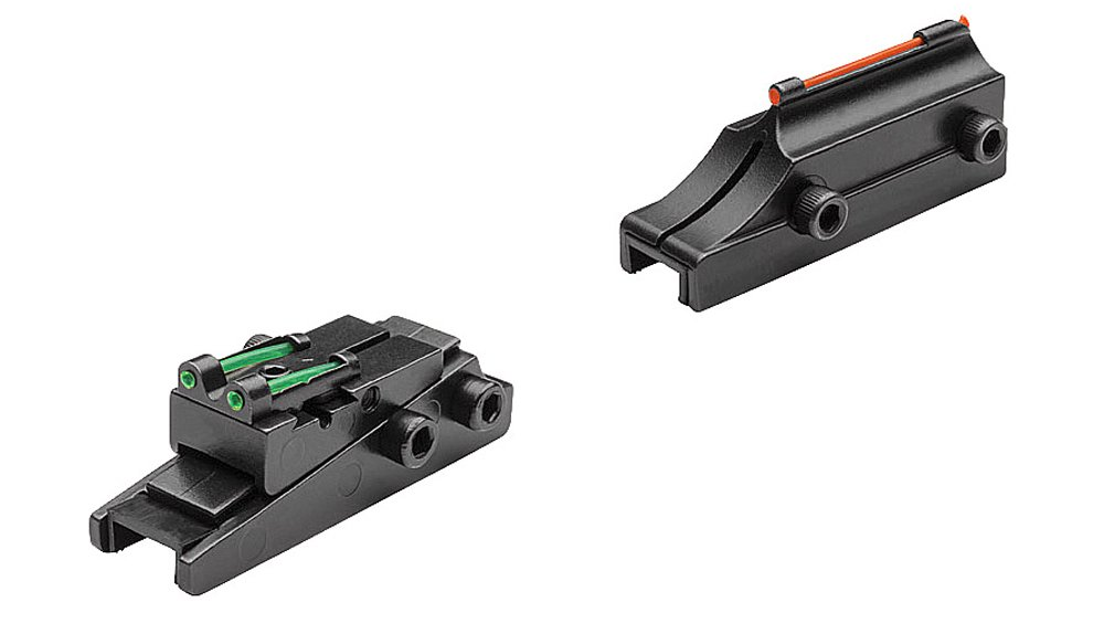 TRUGLO Pro-Series Magnum Gobble-Dot 3-Dot Sights with Elevation Ramp for Ventilated Rib Shotguns, () by TRUGLO