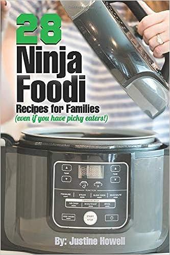 Ninja Foodi Recipes: Easy Pressure Cooker and Air Fryer ...