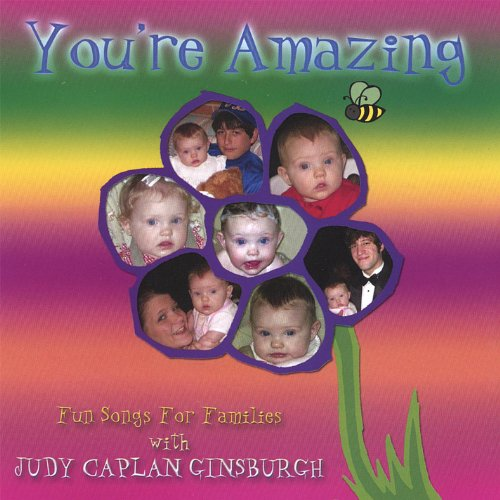 You Re Amazing: You're Amazing By Judy Caplan Ginsburgh On Amazon Music