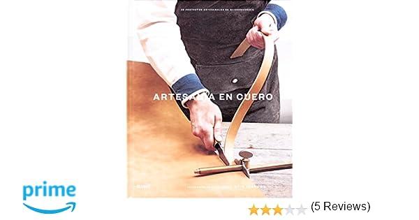 Artesanía en cuero: Amazon.es: Otis Ingrams, Abel Ruiz ...