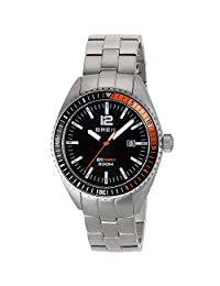 BREIL Watch Midway Male Only Time Black Stainless steel - TW1629