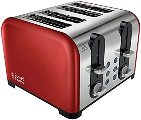 7 Toast Settings Russell Hobbs New 1500