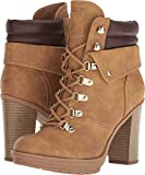 G by GUESS Women's Genja Camel/Cafe 8.5 M US