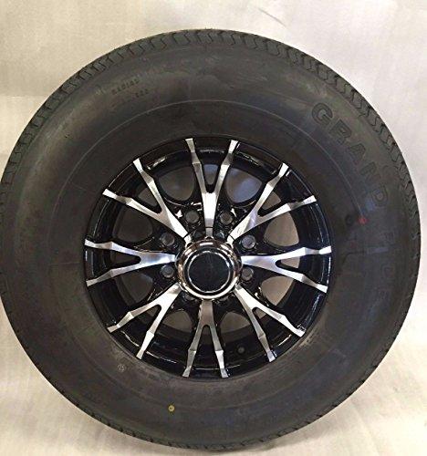 aluminum trailer wheels 16 - 4