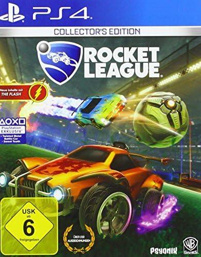 Rocket League - Collectors Edition - PlayStation 4 [Importación alemana]: Amazon.es: Videojuegos