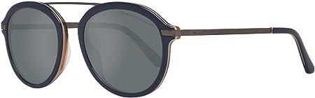 Polarizadas,Alto de las lentes: 43 mm,Puente: 43 mm,100% UV Protection,Materiales de alta calidad y