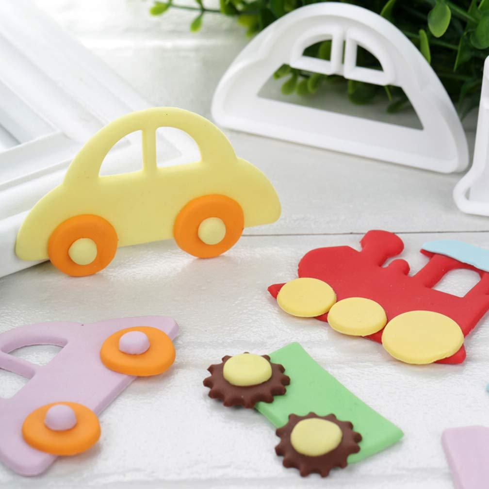 Molde para decoración de pasteles con diseño de animales de ...