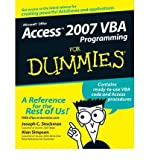 img - for [(Access 2007 VBA Programming For Dummies)] [ By (author) Joseph C. Stockman, By (author) Alan Simpson ] [February, 2007] book / textbook / text book