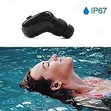 bluetooth hvac - MAZIMARK--IP67 Waterproof Bluetooth 4.2 Headsets for Swimming Wireless Headphone Earpiece