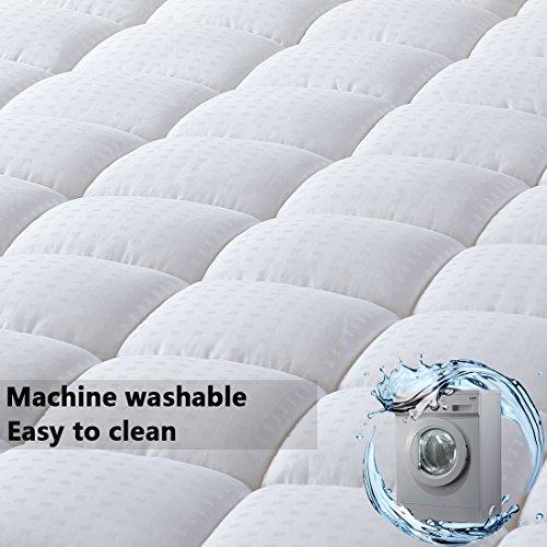 MEROUS Twin XL Size Cotton Mattress Mattress Pads