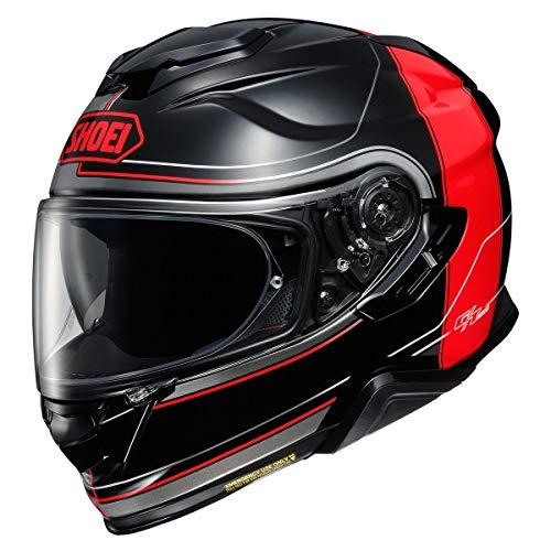 (Shoei GT-Air 2 Crossbar Street Motorcycle Helmet - TC-1 / Large)