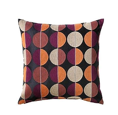 Amazon.com: IKEA cojín Throw almohada cover circular Diseño ...