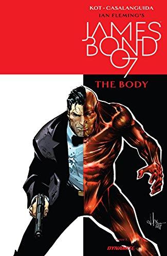 B.o.o.k James Bond: The Body (2018) #1 (of 6) TXT
